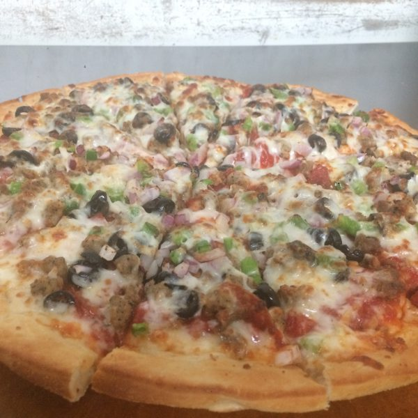 The BOSS Pizza